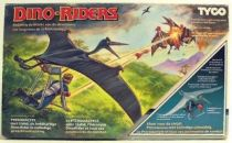 Dino Riders - Pterodactyl with Llahd - Tyco Belgique