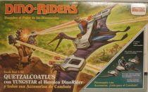 Dino Riders - Quetzalcoatlus with Yungstar - Comansi Spain