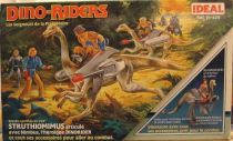 Dino Riders - Struthiomimus & Nimbus - Ideal France