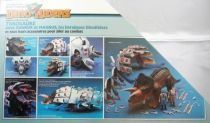 Dino Riders - Torosaurus with Gunnur & Magnus - Ideal France