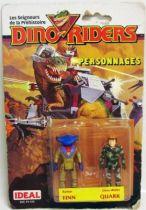 Dino Riders Series 1- Finn & Quark - Ideal