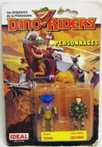 Dino Riders Series 1- Finn & Quark - Ideal