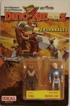 Dino Riders Series 1- Fire & Mind-Zei - Ideal