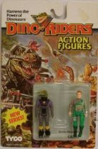 Dino Riders Series 2 - Kraw & Graff - Tyco