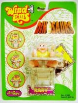 Dinosaurs - Baby Sinclair - Wind-up JusToys