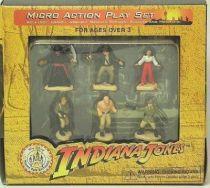Disney park exclusive - Indiana Jones micro-figures set