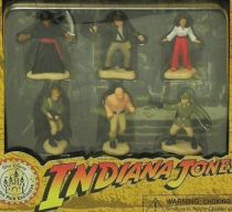 Disney park exclusive - Indiana Jones micro-figures set