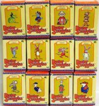 Doctor Snuggles - Set of 12 Mint in box Bogi pvc figures