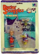 Doctor Snuggles 3-Pack: Nobbie, Miss Nette & Charles