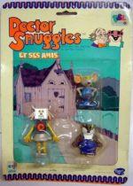 Doctor Snuggles 3-Pack: Tingo, Mathilde Cache-Bidon & Denis
