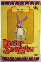 Doctor Snuggles Benjy Mint in box pvc figure
