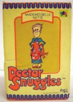 Doctor Snuggles Miss Nette Mint in box pvc figure