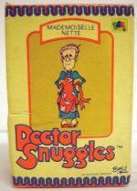Doctor Snuggles Miss Nette Mint in box pvc figure