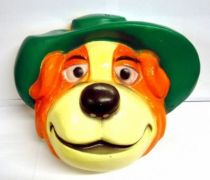 Dogtanian And The Three Muskehounds  - Merchandising Porthos face-mask (by César)