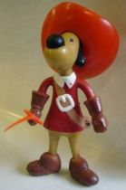 Dogtanian And The Three Muskehounds - Bendable Figure - Dogtanian