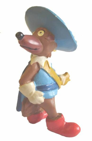 Dogtanian And The Three Muskehounds - M+B Pvc Figure - Athos
