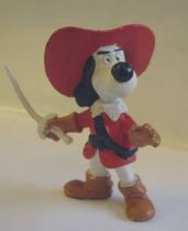 Dogtanian And The Three Muskehounds - Star Toys PVC Figure - Dogtanian (Serie3)