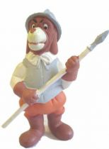 Dogtanian And The Three Muskehounds - Star Toys PVC Figure - Royal Lance Guard (Serie3)
