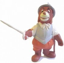 Dogtanian And The Three Muskehounds - Star Toys PVC Figure - Royal Sword Guard (Serie3)