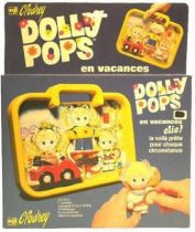 Dolly Pops on vacation set