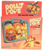 Dolly Pops on week-end set