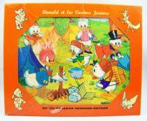 Donald et les Castors Juniors - Jeu éducatif Fernand Nathan (Puzzle) 01