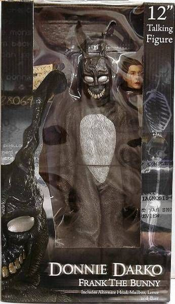Donnie Darko - Frank the Bunny - 12\'\' talking figure - NECA