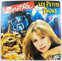 Dorothée sings \'\'Les Petits Ewoks\'\' - Mini LP - AB productions 1984