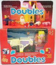 Doubles - Vache & Fermière - Mattel