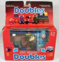 Doubles - Chien & Mécanicien - Mattel
