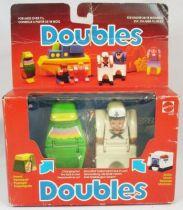 Doubles - Perroquet & Marin - Mattel