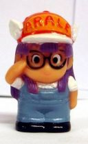 Dr Slump -  Set of 7 vinyl figures - Tomy