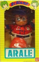 Dr Slump - Arale Baseball outfit - Bandai 12\'\' doll Mint in Box
