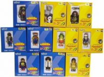 Dr. Slump - Medicom Kubrick - Complete Set of 10 figures