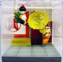 Dragon Ball - Banpresto - Martial Arts Tournament : Krilin vs. Chaozu