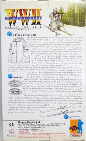 Dragon Models - CHRISTIAN German Ski Jäger (Schütze) Winter 1944