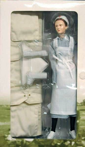 Dragon Models - ELSA DRK Nurse Russia 1942
