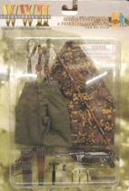 Dragon Models - German Camo Zeltbahn & Field Accessories Set 3