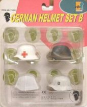 Dragon Models - German Helmet Set B