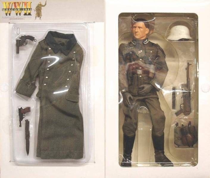 Dragon Models - HANS (1st Anniv.) Wehrmacht Infantry NCO (Feldwebel) Moscow 1941