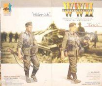 Dragon Models - HEINRICH & ERICH Wehrmacht machine gun team Barbarossa 1941