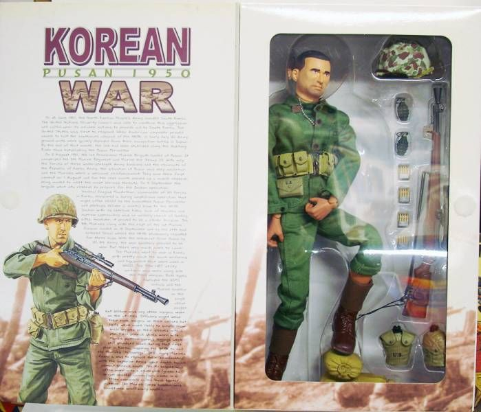 Dragon Models - JACK USMC Sniper Korean War Pusan 1950