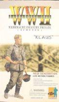 Dragon Models - KLAUS  Wehrmacht infantry private(Schutze) Barbarossa 1941