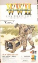 Dragon Models - KURZ Heer Rocket Crew (Obergrenadier) Eastern Front 1943
