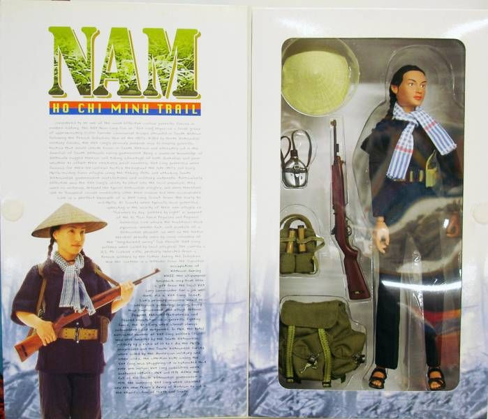 Dragon Models - LINH Viet Cong Scout Nam Ho Chi Minh Trail
