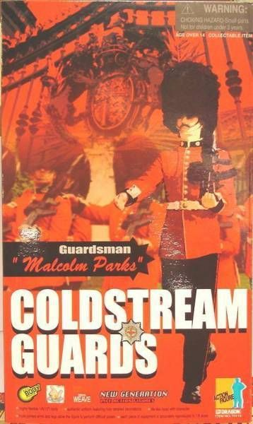 Dragon Models - MALCOM PARKS Coldstream Guards