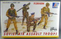 Dragon Models - N°339 Soviet Air Assault Troops 1/35 39/45 Series