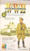 Dragon Models - ROMMEL The Desert Fox (Generalfeldmarschall) North Afrika 1942