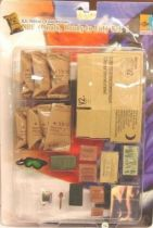 Dragon Models - U.S. Military Field Rations : MRE (Meals, Ready-to-Eat) Set 1