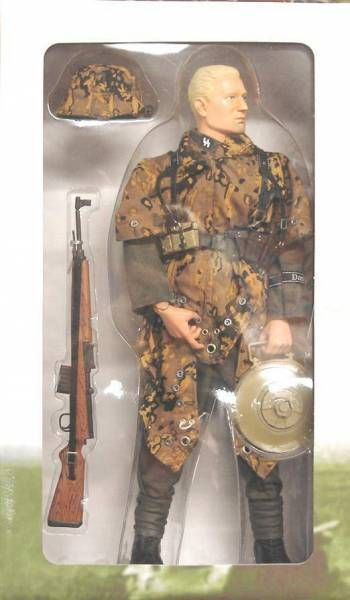 Dragon Models - WILHELM German grenadier (Schutze) Austria 1945